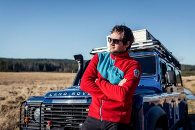 Skywool Sweater pro Horskou službu