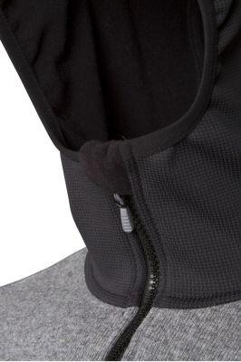 Woolcan 4.0 Hoody grey detail ochrana brady
