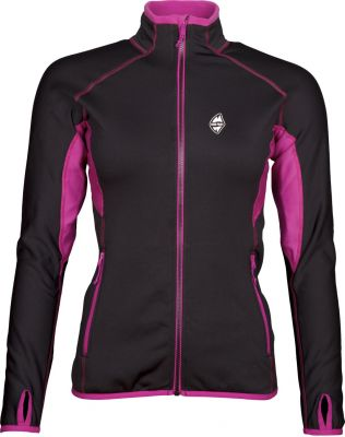 Proton 5.0 Lady Sweatshirt black-purple