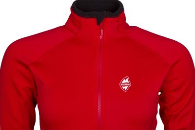 Proton 5.0 Lady Sweatshirt red detail