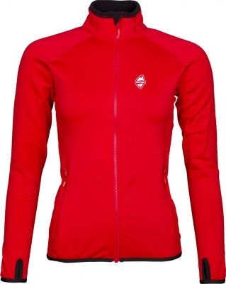 Proton 5.0 Lady Sweatshirt red