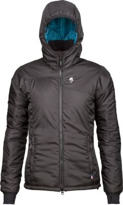Barier 2.0 Lady Jacket black-petrol