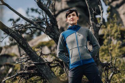 Tecnowool u produktu Woolcan 3.0 Lady Sweater
