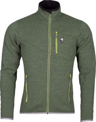 Skywool 4-0 sweater fall green