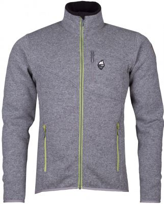 Skywool 4-0 sweater grey