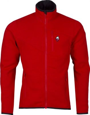 Skywool 4-0 sweater red