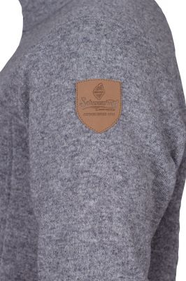 Skywool 4-0 sweater grey detail nasivka