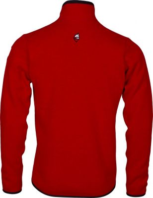 Skywool 4-0 sweater red back