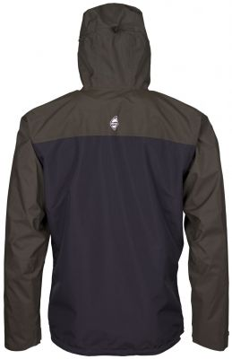 Revol Jacket dark khaki black back.jpg