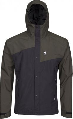 Revol Jacket dark khaki black