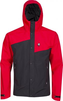 Revol Jacket red black