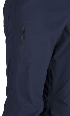 Dash 4.0 Pants carbon - laminovaná kapsa na pravém stehně