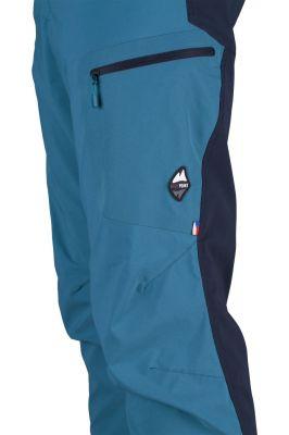 Dash 4.0 Pants petrol_carbon - laminovaná kapsa na pravém stehně