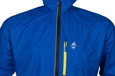 Road Runner 3.0 Jacket blue detail