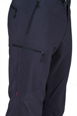 Excelent Pants carbon detail stehenní kapsa