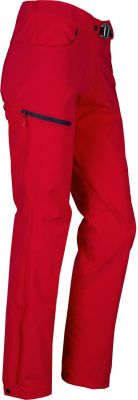 Excellent Lady Pants red