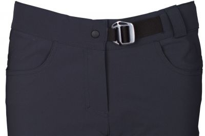 Excellent Lady Pants carbon detail opasek