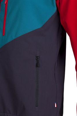 Drift 2.0 Hoody Jacket red_carbon detail spodní kapsa