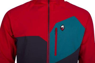 Drift 2.0 Hoody Jacket red_carbon detail