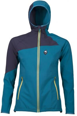 Drift 2.0 Lady Hoody Jacket petrol_carbon.jpg