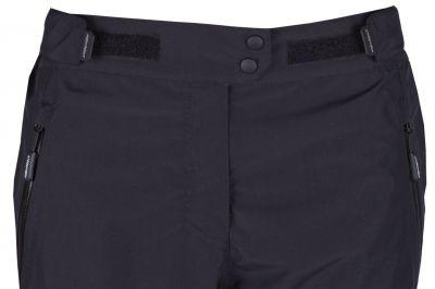 Coral Lady Pants black detail opasek