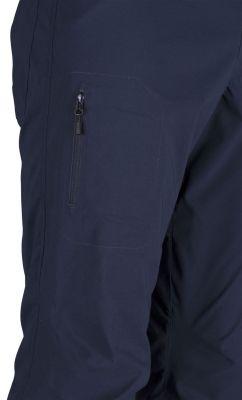 Dash 4.0 3-4 Pants carbon - detail prava laminovana kapsa