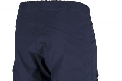 Dash 4.0 3-4 Pants carbon - detail zadní kapsa