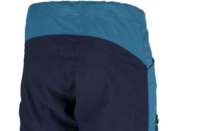 Dash 4.0 3-4 Pants petrol_carbon - detail zadní kapsa
