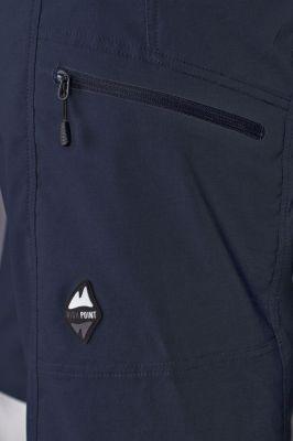 Rum 3.0 Shorts carbon_detail kapsa na levé nohavici