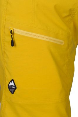 Rum 3.0 Shorts yellow_detail kapsa na levé nohavici
